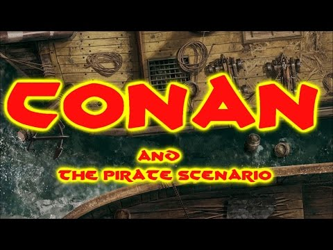 Conan (the pirate scenario) - BGES Kickstart special