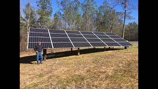 SolarEdge Grid-tie system DIY