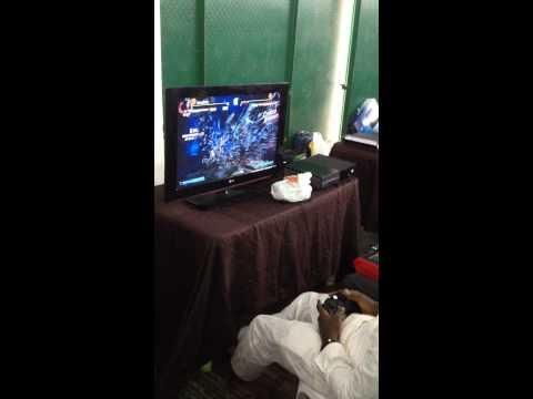 NAIJA GAME EVO KILLER INSTINCT XBOX ONE LAGOS NIGERIA