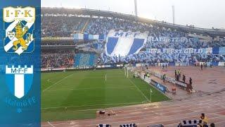 MALMÖ FF MOT IFK GÖTEBORG!! Fotbollsvlogg!
