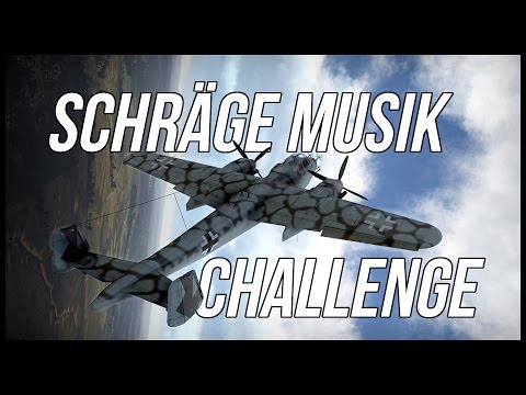 """Schrage Musik Challenge - """"Expect the Unexpected"""" - Do 217 N-2 - War Thunder"""