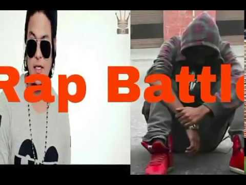 Desi Rap battle | Indian underground | RAGA n YOGESH