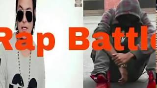 Desi Rap battle | Indian underground | RAGA n YOGESH