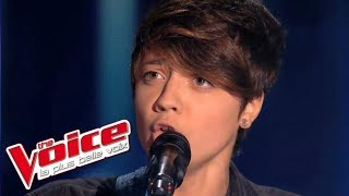 The Voice 2014│Élodie Martelet - Still Loving You (Scorpions)│Blind audition