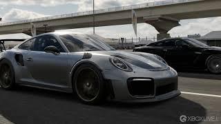 Forza Motorsport 7 - Dubai sur Xbox One X en 4K 60fps