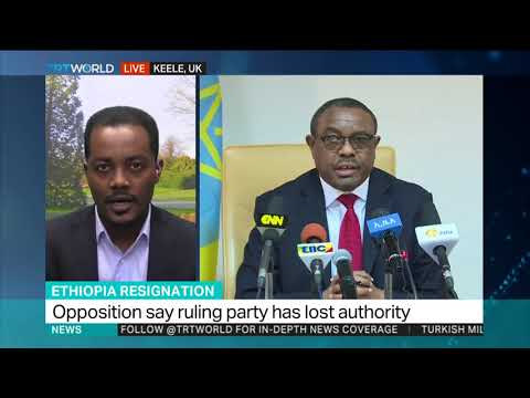 Ethiopia PM resigns: Interview with Awol Allo, Keele University