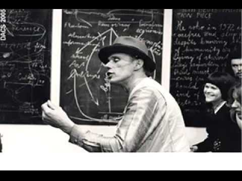 JOSEPH BEUYS DIALOGUE (english language)