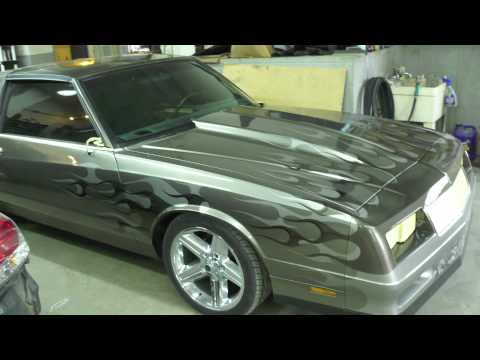 Ss Monte Carlo >> Brian Marselli Custom Paint Monte Carlo SS - YouTube