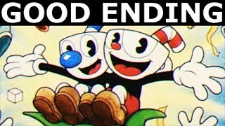 Cuphead Good Ending - Don't Deal With The Devil