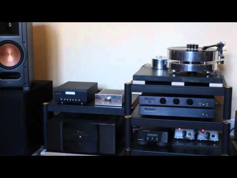 Transrotor Fat Bob S - Musical Fidelty M1 VinL - Klipsch RB-81 MK II - Bryston BP-26 - Vincent 991