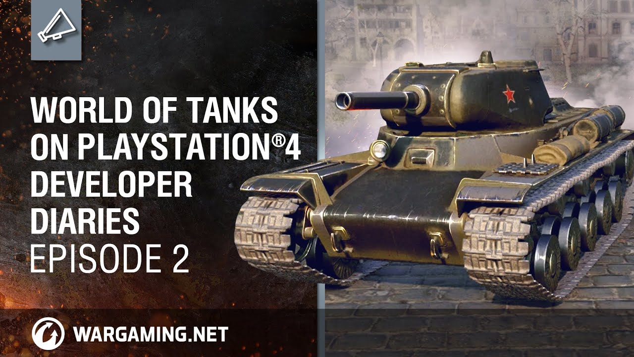 World of Tanks on PlayStation 4 | World of Tanks