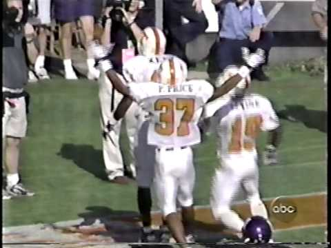 #9 Tennessee vs #11 Northwestern - 1997 Citrus Bowl (Peyton Manning: 408 yds/4 TDs)