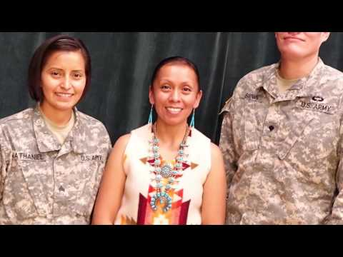 Native Americans in Special Operations (USASOC) Nov. 2016