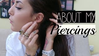 One of Lexi A.N.'s most viewed videos: All About My Piercings! | SoTotallyVlog