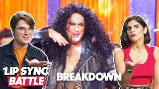 Comedians React to American Ninja Warrior Hosts w/ Jeffery Self & More! | Lip Sync Battle Breakdown