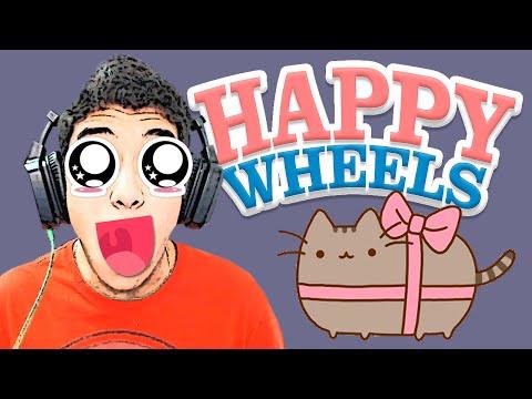 AUTHENTIC KAWAII !!! - HAPPY WHEELS