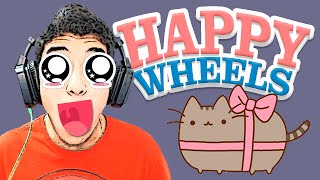AUTHENTIC KAWAII !!! - HAPPY WHEELS
