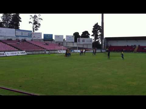 Portugal - Segunda Liga 12/13 - Penafiel 2 x 0 Atlético - Primeiro gol #Ferreira