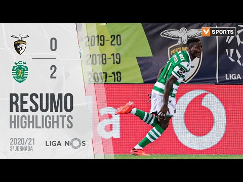 Portimonense Sporting Lisbon Goals And Highlights