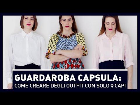IL MIO MINI GUARDAROBA CAPSULA - Spring - Fashion Revolution Week