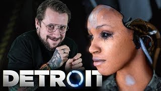DETROIT #6 - HORROR 2.0 - WarGra