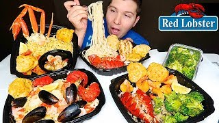 Red Lobster • MUKBANG