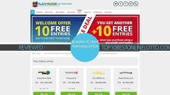Top 5 Reasons To Trust PlayHugeLottos [February 2018]