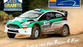 Coltel Granite City Rally Overall Review 2015