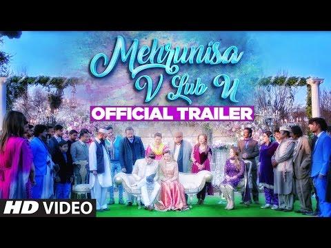 Official Movie Trailer : Mehrunisa V Lub U || Danish Taimoor, Sana Javed, Jawed sheik thumbnail