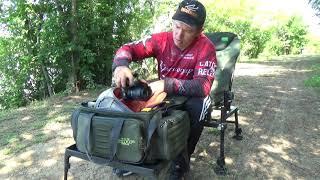 Вместительная карповая сумка  Carp Pro - Carp Bag Big! Обзор.
