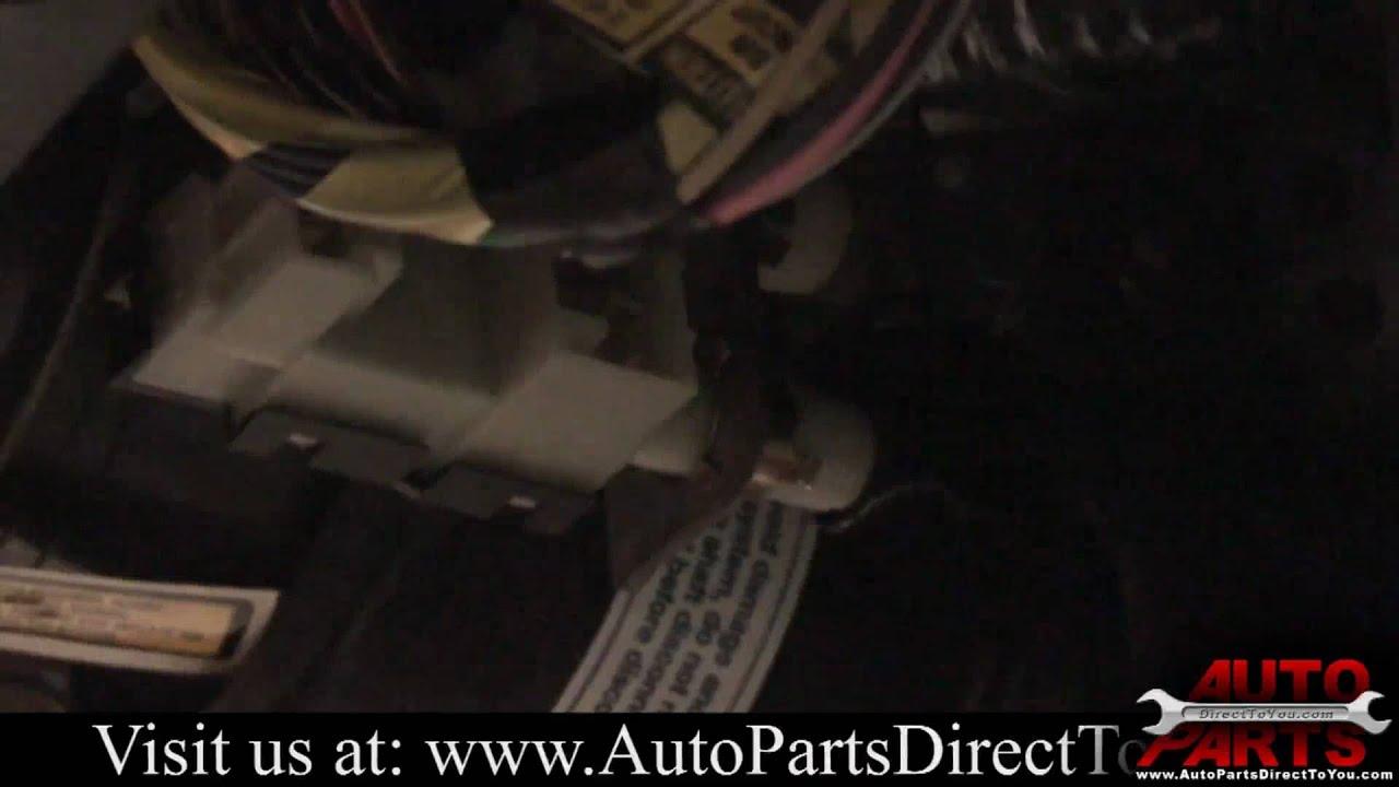 1995 oldsmobile cutlass ciera brake light switch [ 1280 x 720 Pixel ]