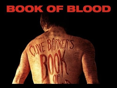 Book of Blood 2009  Jonas Armstrong, Sophie Ward, Clive Russell