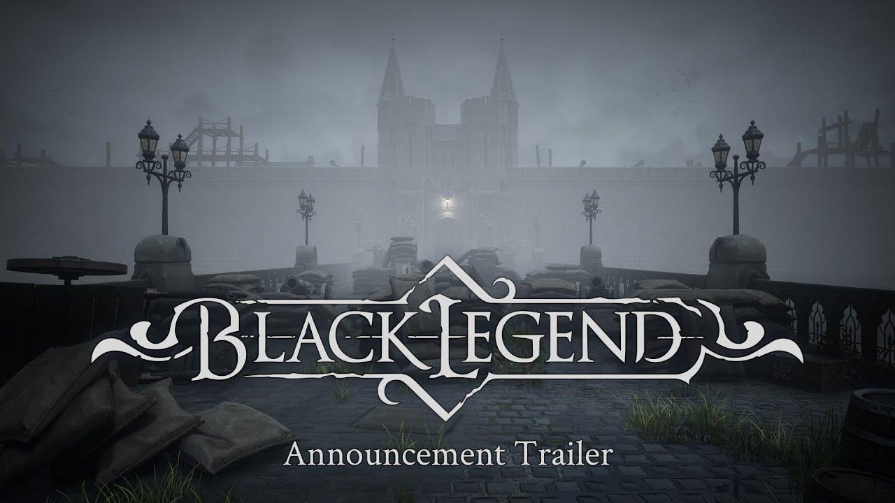 Black Legend - Official Announcement Trailer