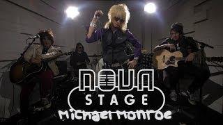 Michael Monroe - Child Of The Revolution (livenä Nova Stagella)