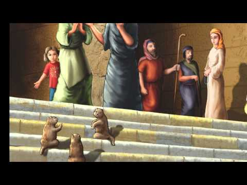 7.  Jesus' Dedication At The Temple - New Christian Book For Kids