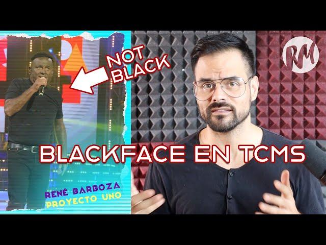 ¿Qué es el BLACKFACE? El Caso de Tu Cara Me Suena
