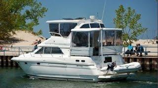 1997 Cruisers Yacht 3650 Aft Cabin Motor Yacht
