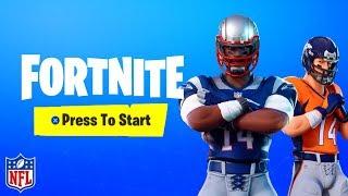 *NEW* FORTNITE 2018 UPDATE! [NFL]