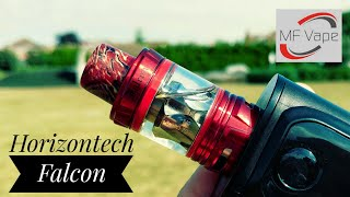 Falcon Subohm Tank by  Horizontech - Mesh coil goodness