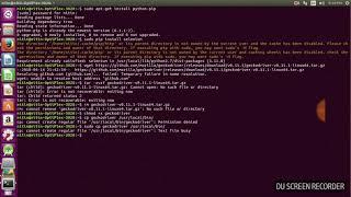 Install SELENIUM WEBDRIVER SETUP USING PYTHON in UBUNTU 16.04 |LINUX |SELENIUM PYTHON WEBDRIVER |QA