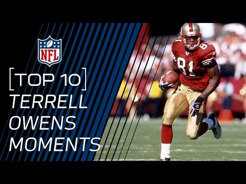 Top 10 Terrell Owens Career Moments | #ThrowbackThursday | NFL