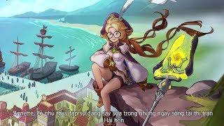 [Cốt truyện] Annette: Nàng phù thủy nhỏ - Garena Liên Quân Mobile