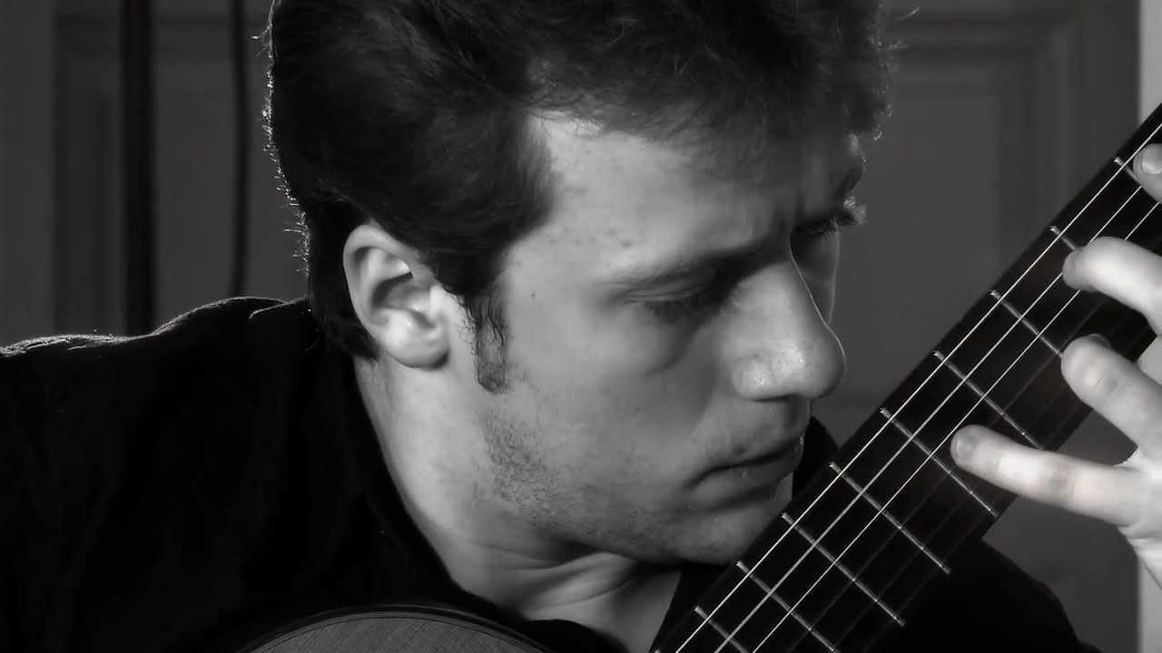 Sanel Redžić plays Sonata Romantica by Manuel Maria Ponce