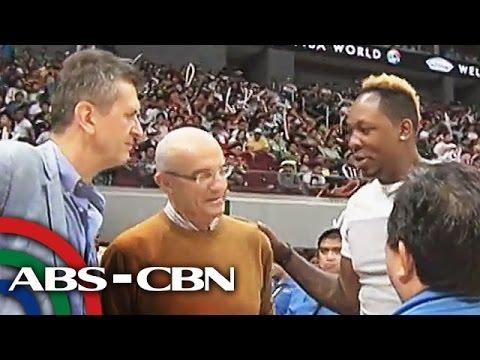 FIBA nag-inspeksyon ng mga arena sa Pinas