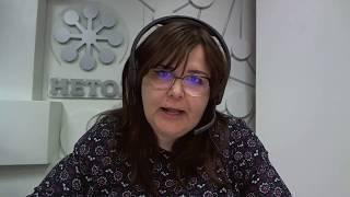 HR-аналитика – незаменимый инструмент в работе HR BP.  Наталья Володина. Вебинар для «Нетологии»