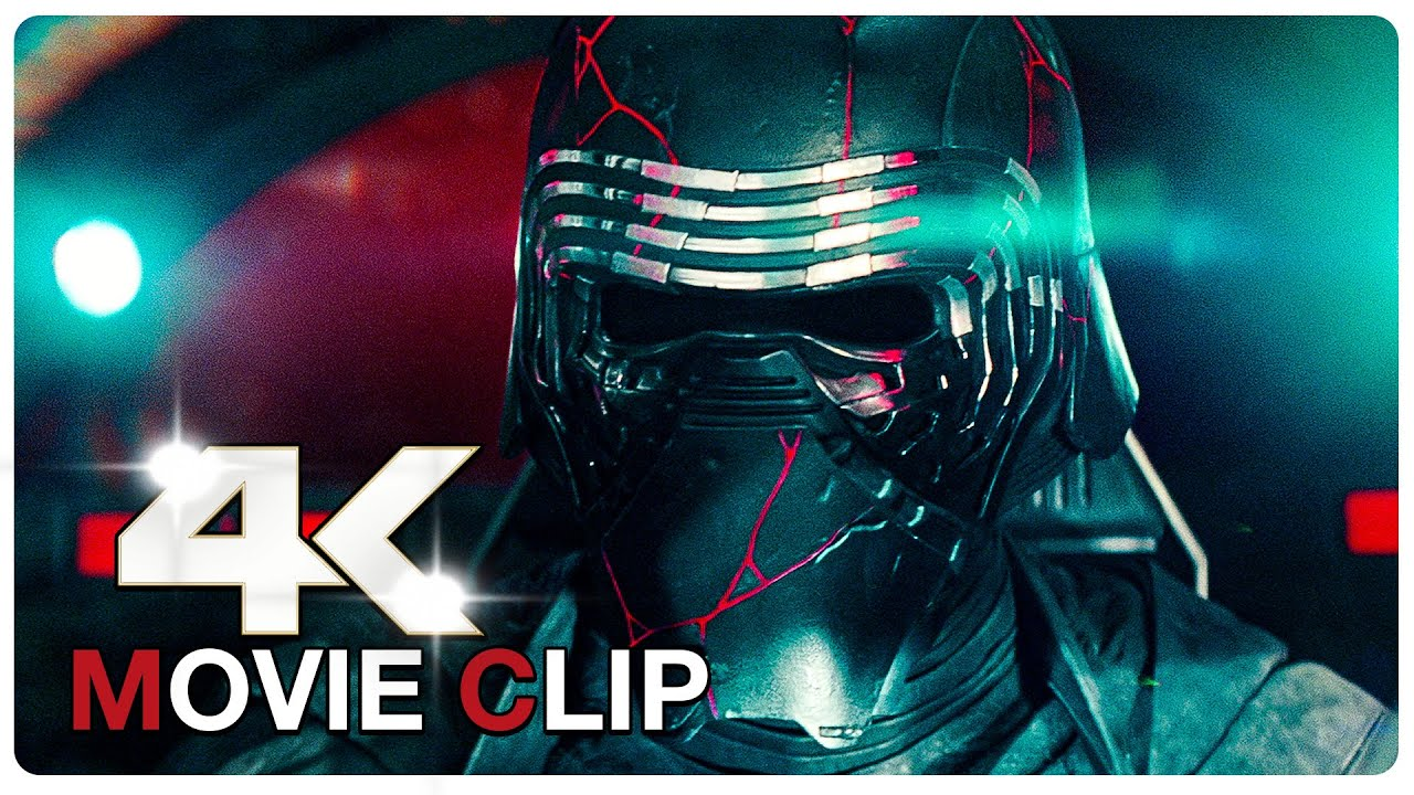 Rey Takes Down Kylo's Ship Scene | STAR WARS 9 THE RISE OF SKYWALKER (NEW 2019) Movie CLIP 4K