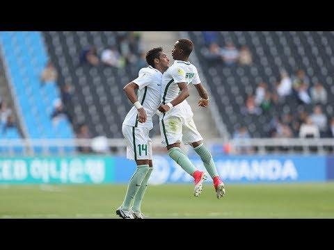 ملخص مباراة السعودية 2-1 الإكوادور | كأس العالم للشباب 2017
