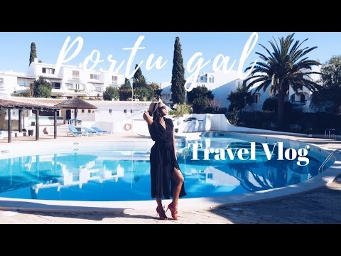 Portugal, Algarve Pt. 1 | Travel Vlog
