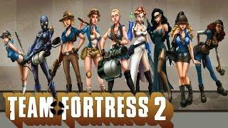 Jogando Team Fortress 2 Online (PC) - Gameplay Comentado PT-BR