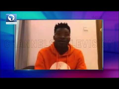 Reekado Banks Discusses Exit From MAVIN RECORDS | EN |